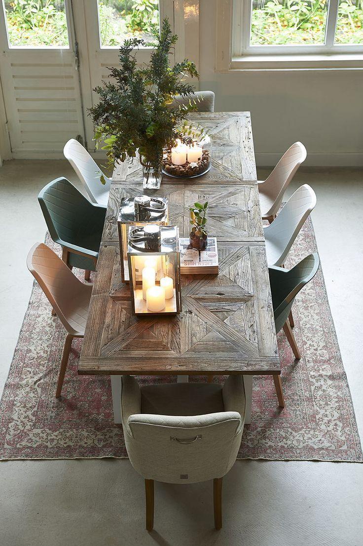 Photo of UITSCHUIFBARE TAFEL | Een grote tafel mag altijd nog groter….