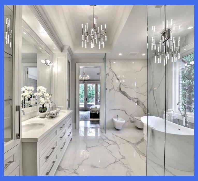 32 Ultra Modern Master Bathroom Ideas To Inspire Your Next Renovation 13 Master Bathro Modern Master Bathroom Master Bathroom Design Bathroom Interior Design