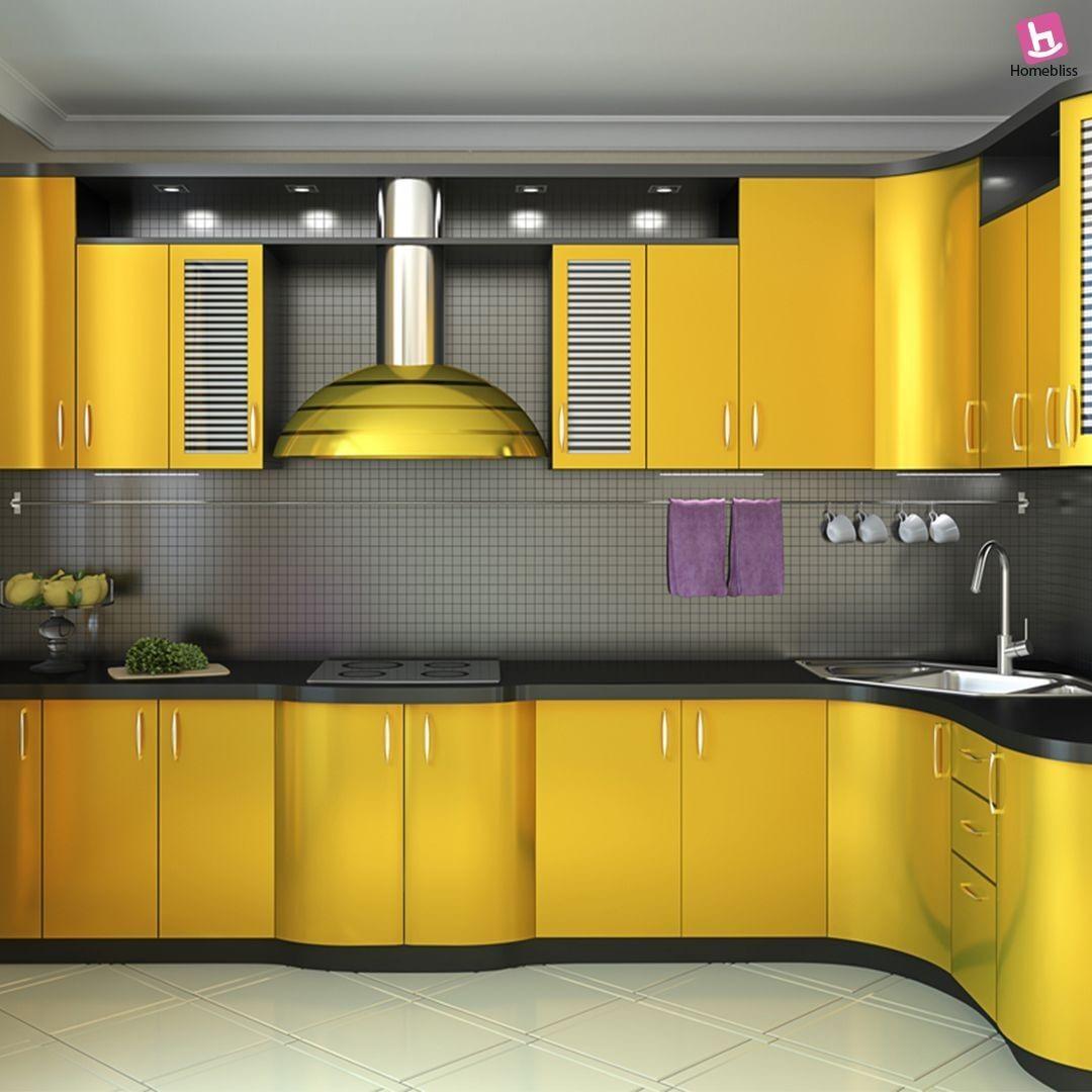 Yellow eh trick interiors decor design home