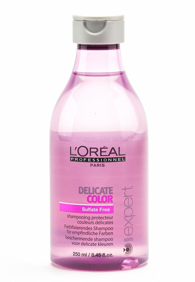 L Oreal Serie Expert Delicate Color Shampoo Sulfate Free 8 45 Oz Details Can Be Found By Clicking On The Image Color Shampoo Shampoo Sulphate Shampoo