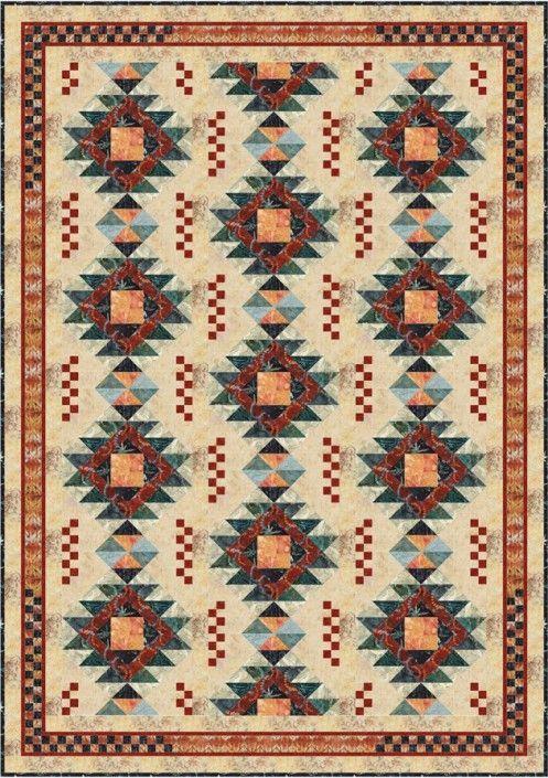 Navajo Road Indian designs quilts Pinterest Navajo