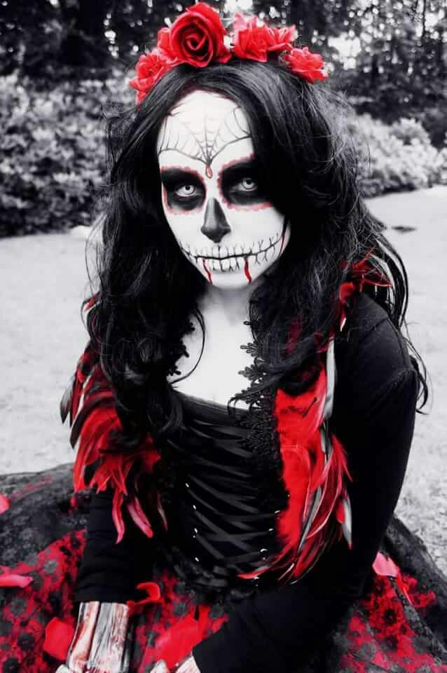 Pin by Tommy Johnson on gothica Pinterest Sugar skulls - mens halloween ideas