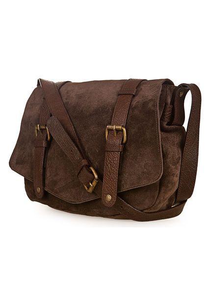 94ec0df78 Cartera Toffee Prune Gamuza en 2019 | calzados | Messenger bag ...