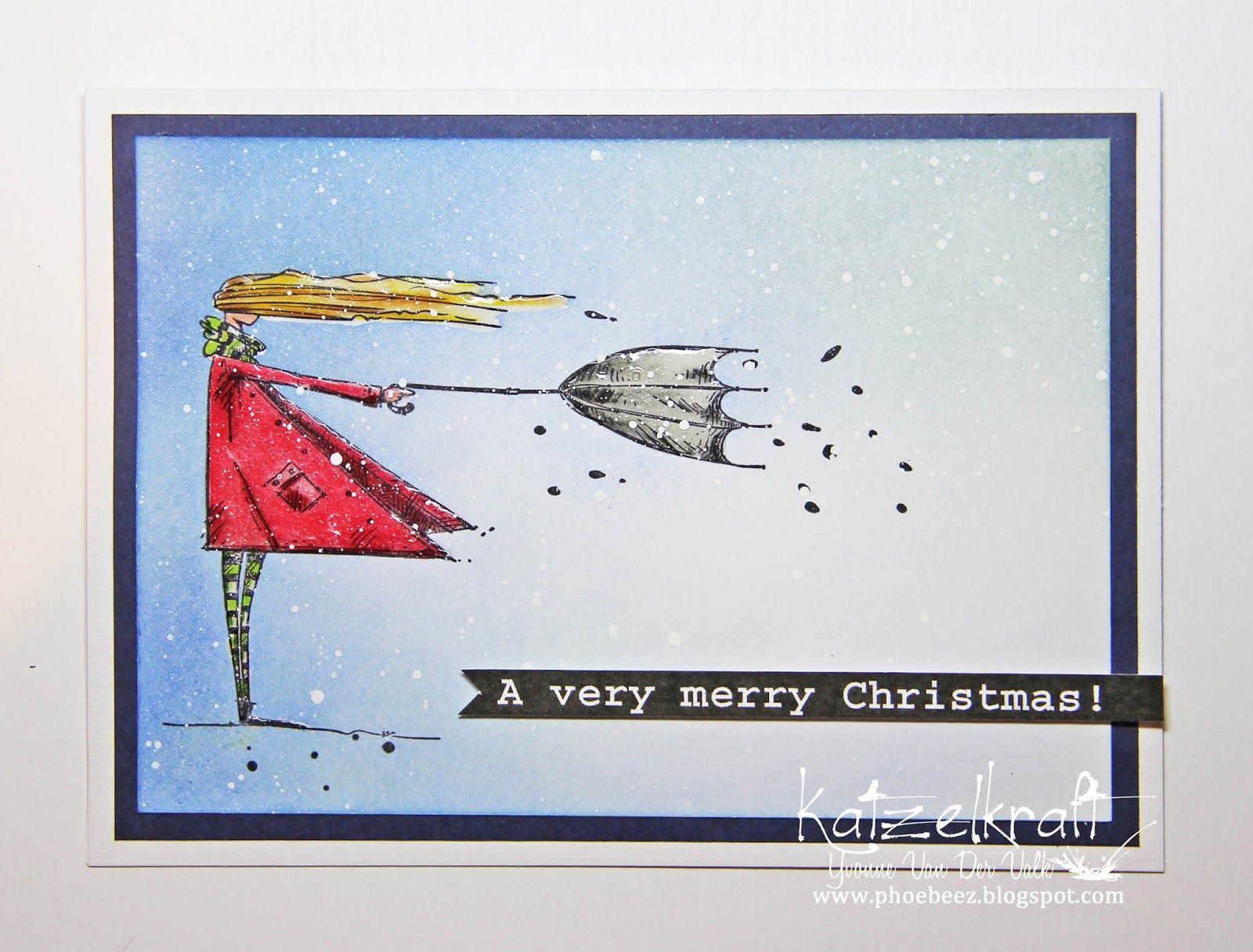 Cartes «fêtes de Noël» par la DT.