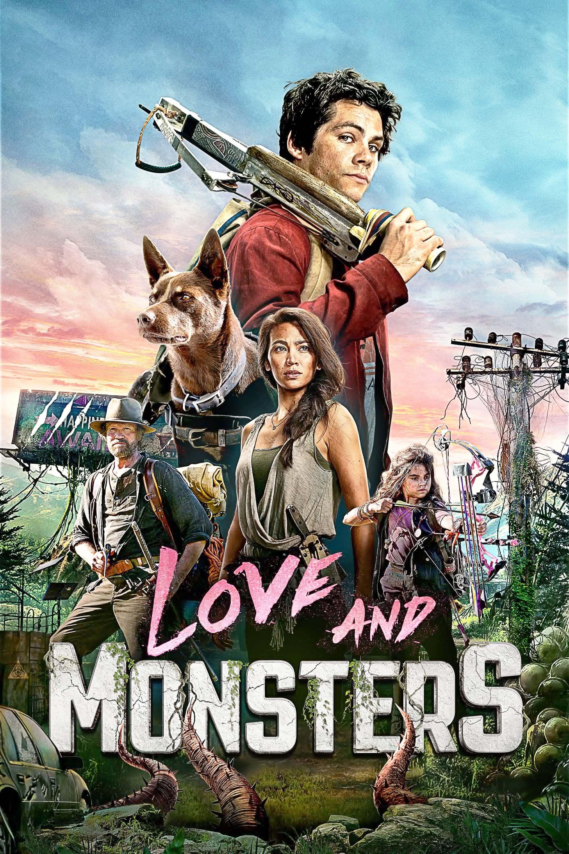 Nonton Film Love And Monsters Full Movie Sub Indo