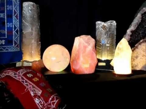 Highlights video of the 2012 Tucson Gem Show
