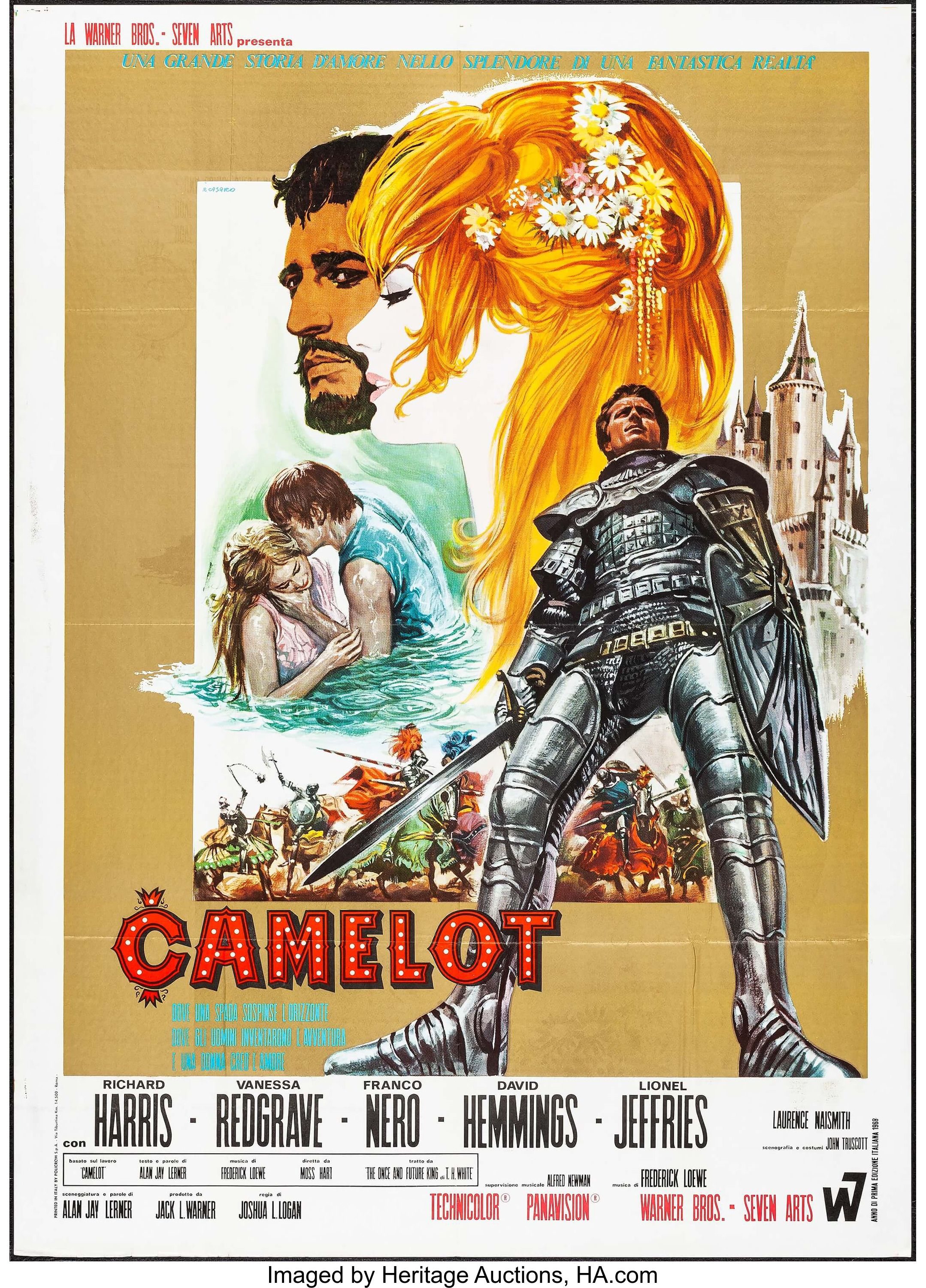 Image result for camelot movie poster