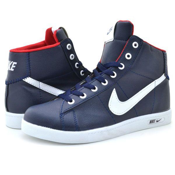 Nike 1212 Lacivert Beyaz Spor Bot | Nike ve Spor