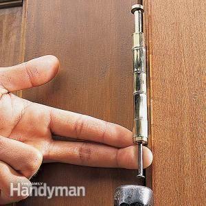 How To Silence A Squeaking Hinge Squeaky Door Squeaky Door