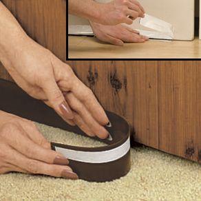 Door Bottom Seal Door Sweep Diy Shutters Hard Anodized Cookware