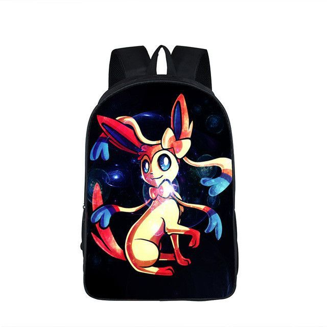 69f783ab7d Anime Pokemon Go Backpack For Teenagers Girls Boys School Bags Pikacun  Children School Backpacks Pokeball Kids