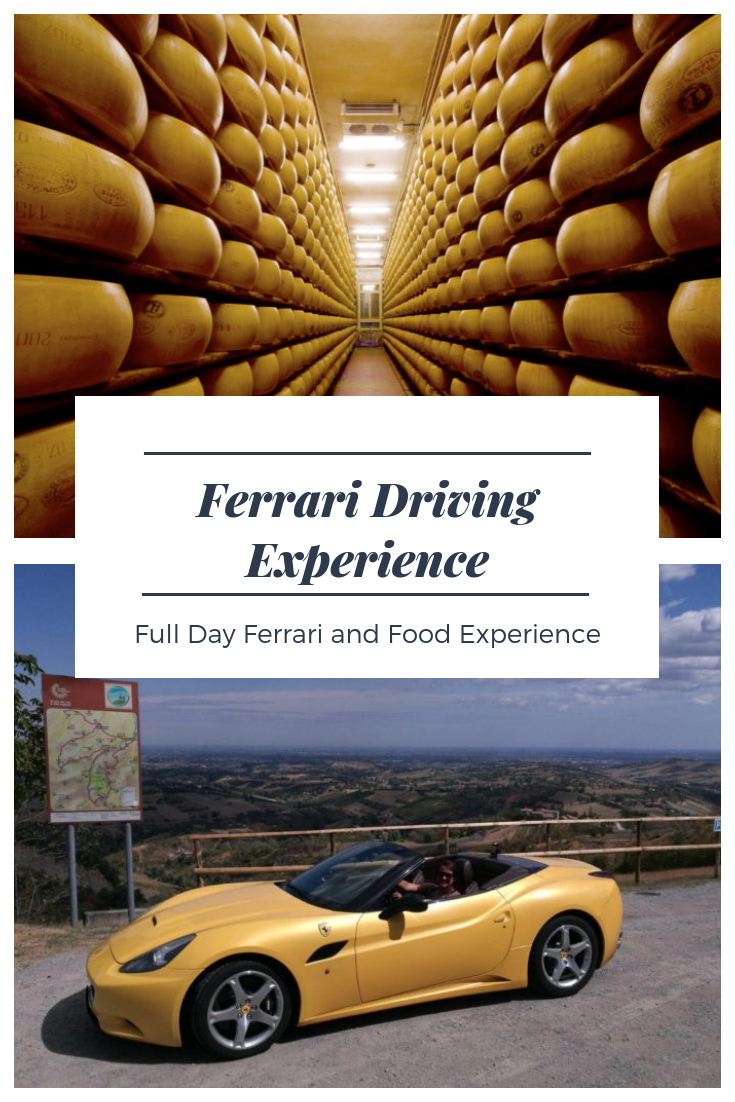 Full Day Ferrari And Food Experience Driving Experience Ferrari Experience Ferrari