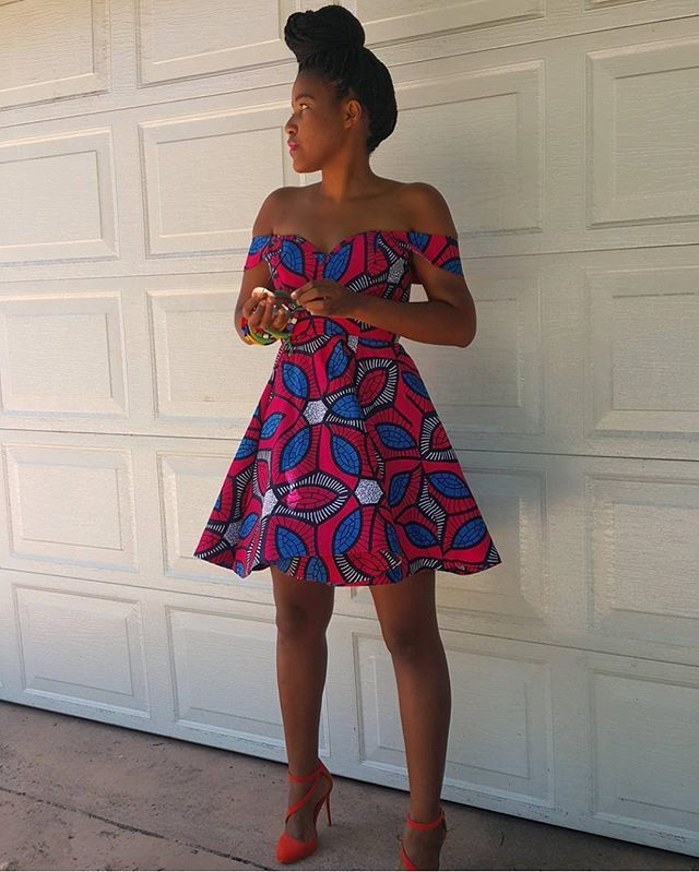 Super Hot Ankara You Need To Rock if You are Visiting Africa – MOMO AFRICA