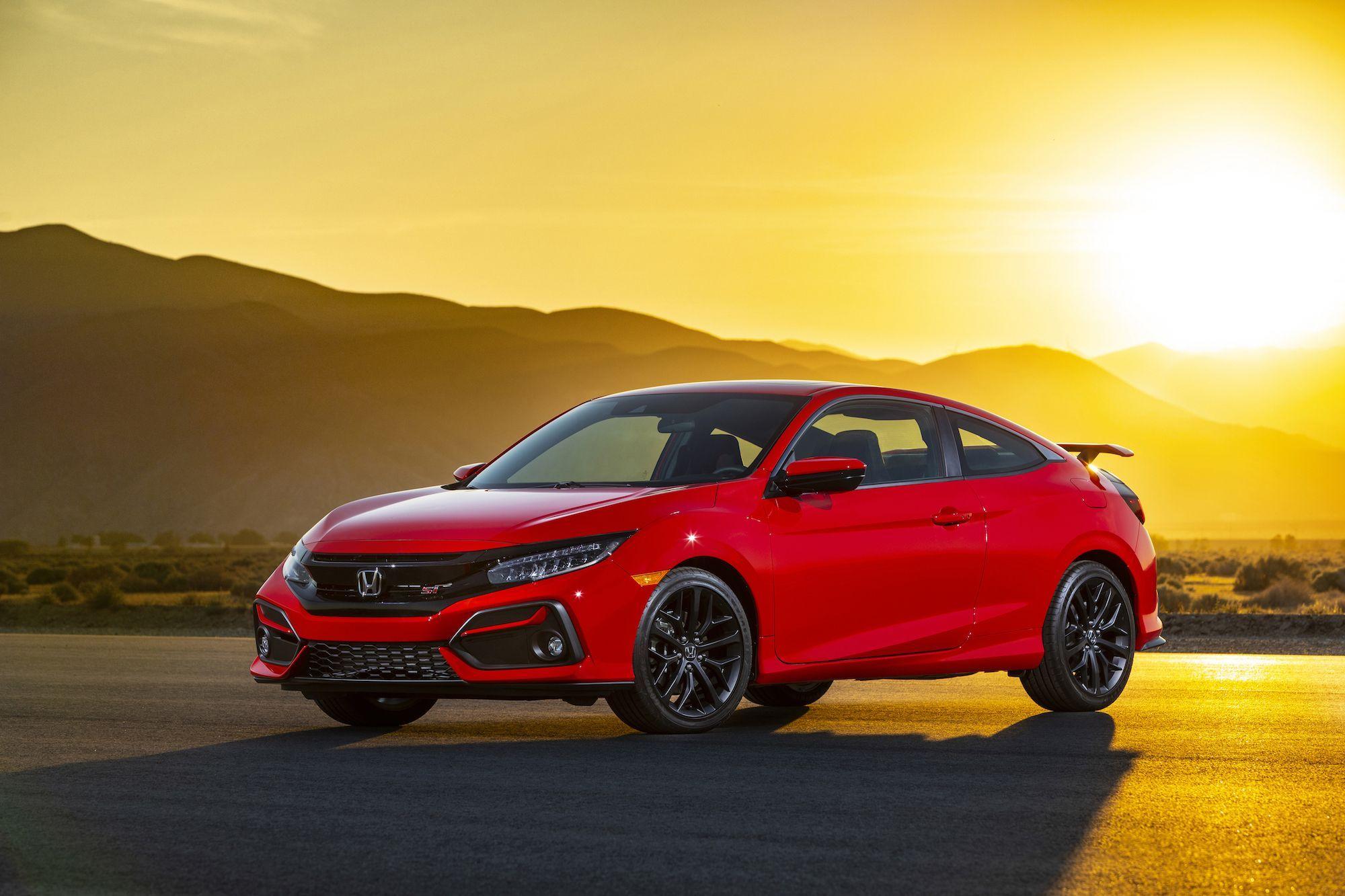 2020 Honda Accord Coupe Sedan In 2020 Honda Civic Si Honda Civic Coupe Honda Civic Si Coupe