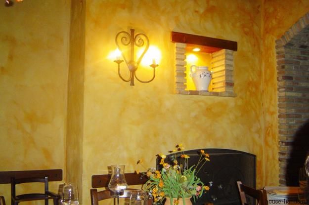 DIY Wall Painting Ideas to Create Faux Paint Finish in Italian Style ...