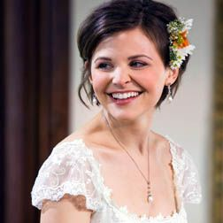 A Lot About The Wedding Dress And Reception That Ginnifer Goodwin