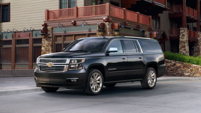 The New Model 2018 Chevrolet Suburban Is Going To Receive Some