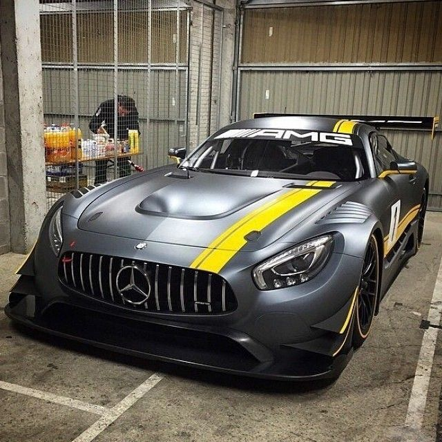 Exoticlifestyle_ AMG GT3
