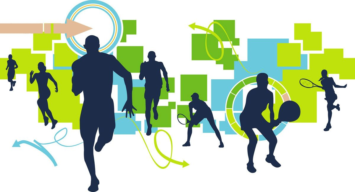Resultado De Imagen Para Educacion Fisica Sports Figures Clip Art Logo Clipart