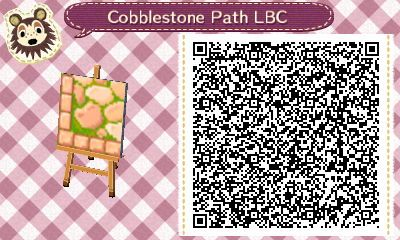 Autumn/September edition of the peach cobblestone.... - Animal crossing things and stuff.