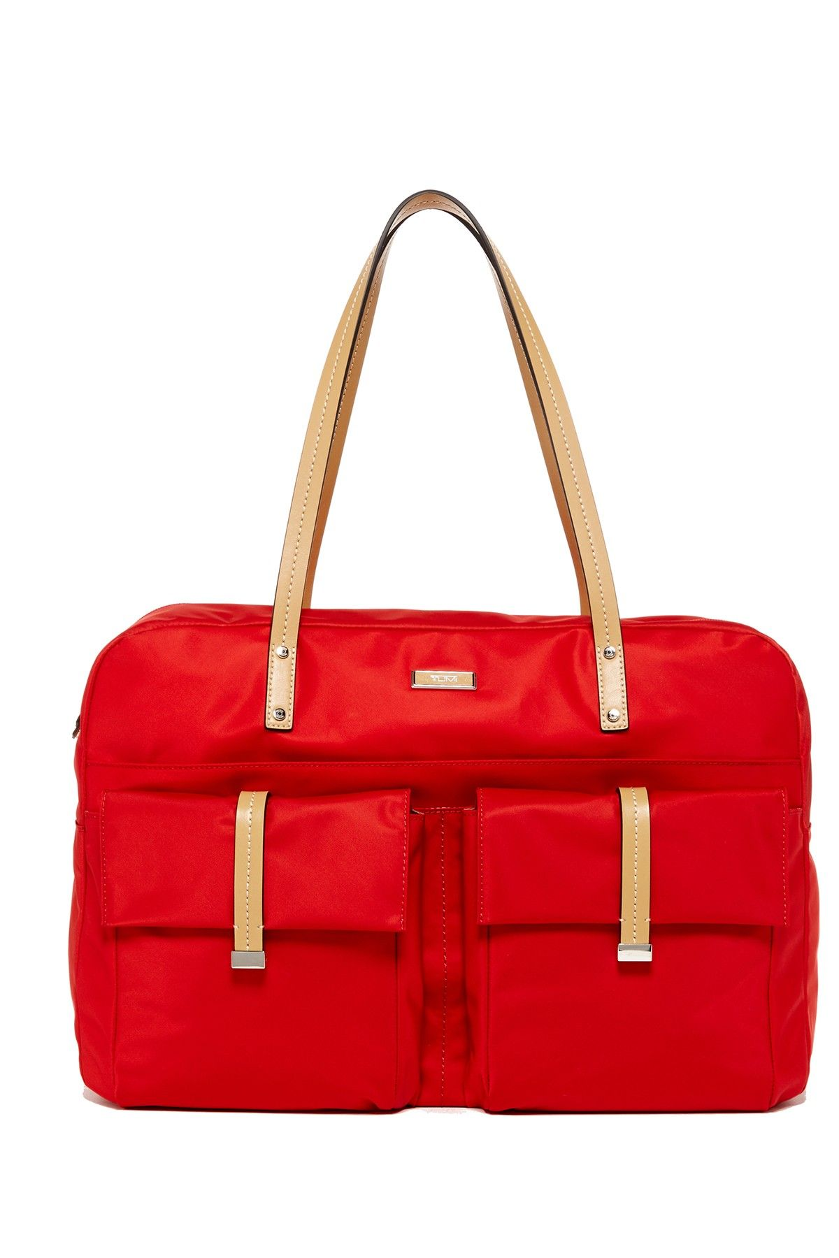 Cortina Nylon Business Tote