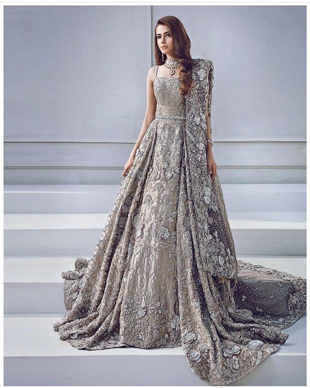 0fa2851459 PakistaniLoverDreamer # Wedding Dresses, Fashion, Bride Dresses, Moda, Wedding  Gowns, Fasion