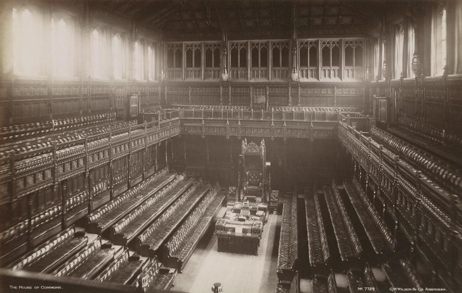 The House of Commons | Museum of London | London museums ...