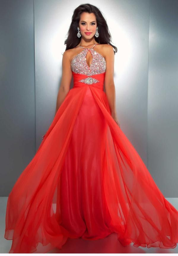 coral-colored-evening-dresses-dress-trends-tagged-with-coral-dress ...
