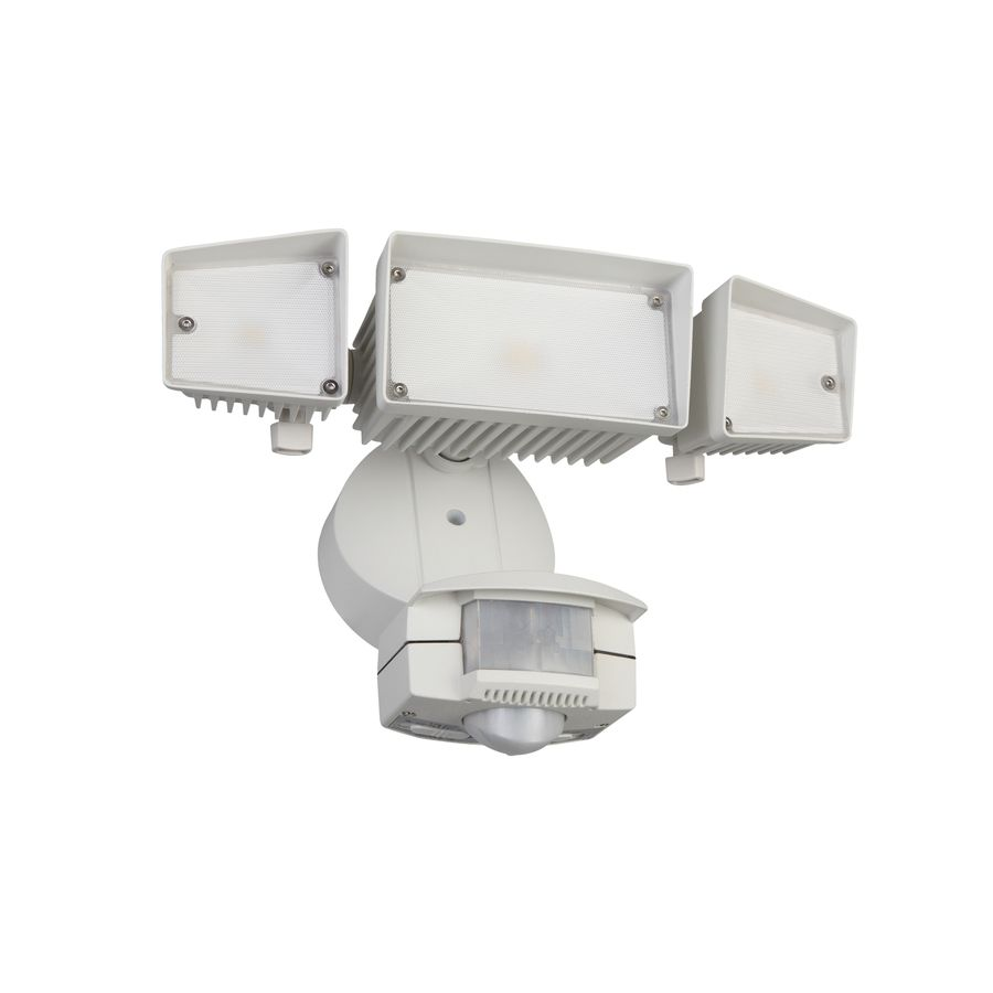 Shop Utilitech Pro 240 Degree 3 Head Dual Detection Zone