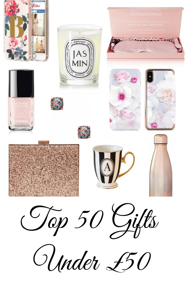 Top 50 Gifts Under Christmas Birthday