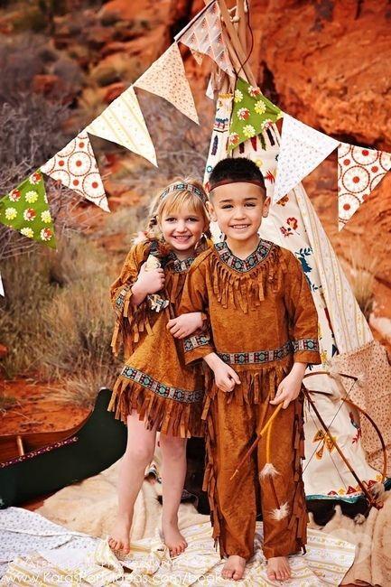 фотосессия дети индейцы - Поиск в Google (с изображениями ...