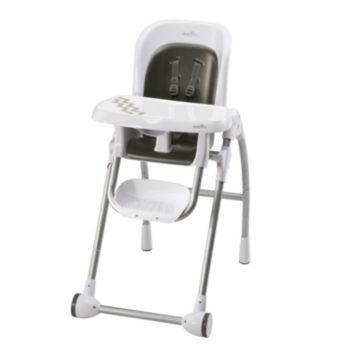Evenflo Modtot High Chair Modern High Chair Folding High Chair