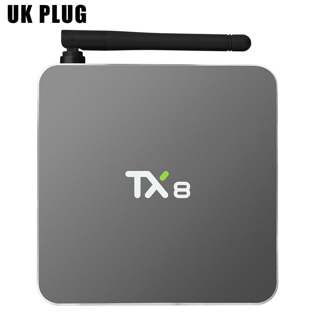 (71.68$)  Buy here  - TX8 Smaer TV Box Android 6.0 2G 32G Octa Core TV Box Amlogic S912 Dual Band 2G + 5G WiFi Bluetooth 4.0  Mini PC TV Box