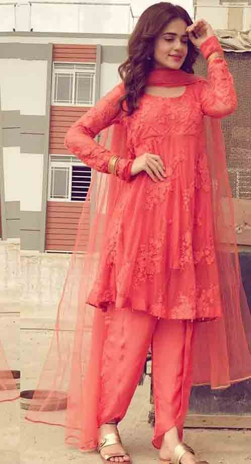 10cdb386be63 Zahra Ahmad Eid Dresses For Girls In 2019 in 2019