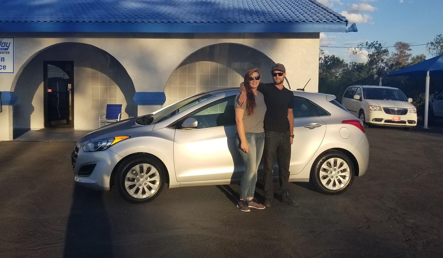 Williams Buick Gmc >> Awesome Congratulations To Miranda On Your New 2017 Hyundai