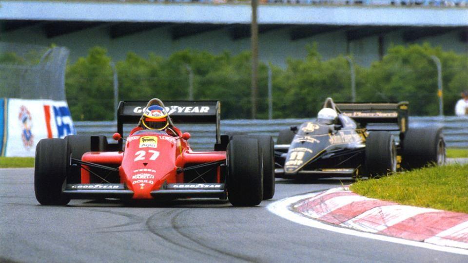 f1 Hoje, 28 anos do GP do Canadá de 1985.