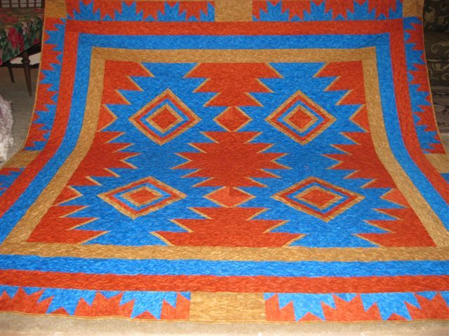 Pin On Quilts Native American Patterns