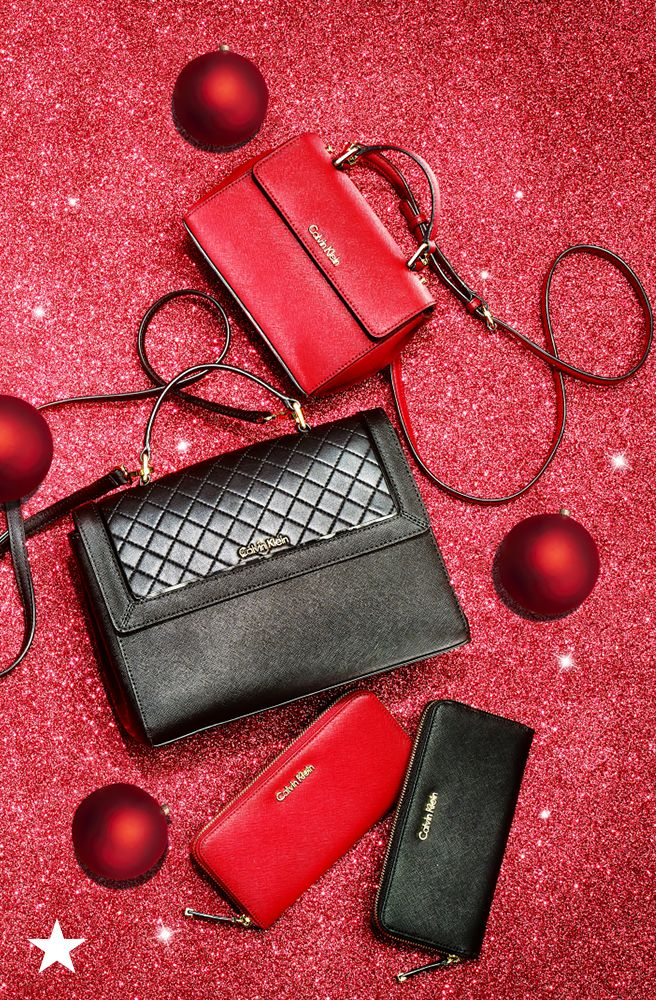 823bcc4a07468 Add these glam finishing touches from Calvin Klein to your Macy s holiday  wish list. Perfect