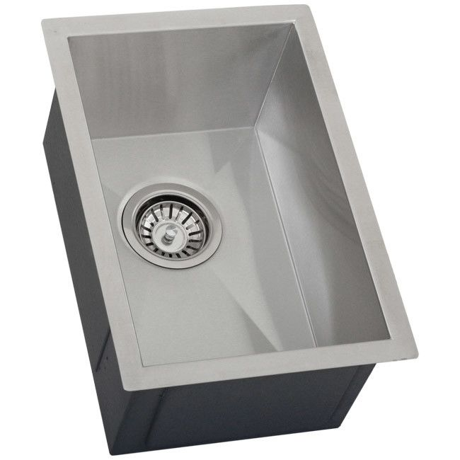Ticor Sinks Ticor 12 X 17 12 Inch Zero Radius 16 Gauge Stainless