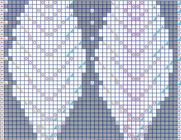 программа для составления схем вязания спицами вязание вязание