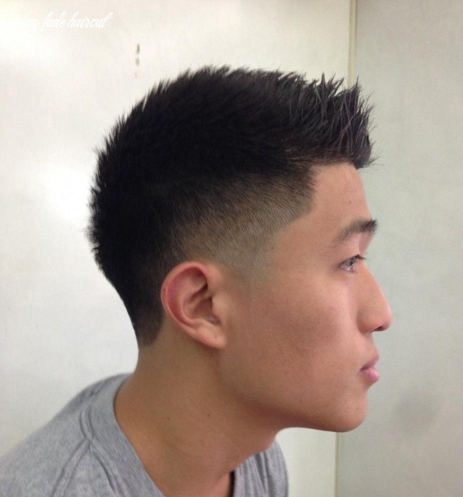 5 Asian Fade Haircut  Rambut pendek pria, Rambut pendek, Gaya