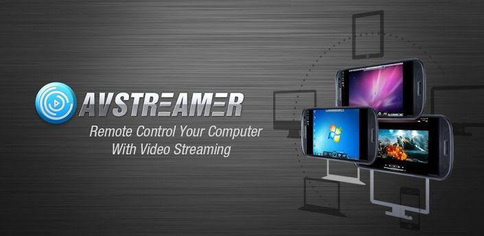 AVStreamer Remote Desktop HD v1.14 APK Free Download
