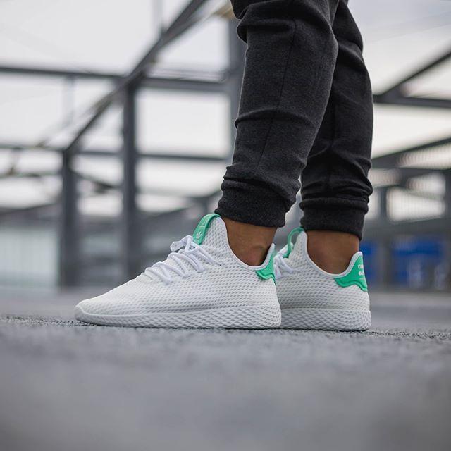 Restock Alert! The @adidasoriginals Tennis HU in Green Glow is back and we have a full size run available both in-store and online. Link in profile. Get on it. #adidas #adidasoriginals #pharrellwilliams #tennishu #sneaker #sneakers #sneakerhead #onfeet #womft #hypefeet #hypebeast #highsnobiety #nicekicks #sneakerfreaker #whatdropsnow #thedropdate #allikestore