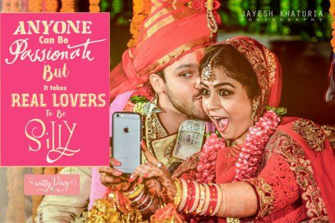Gallery Funny Quotes Cute Puns Witty Vows Bridal Quotes Indian Wedding Planning Indian Bride And Groom
