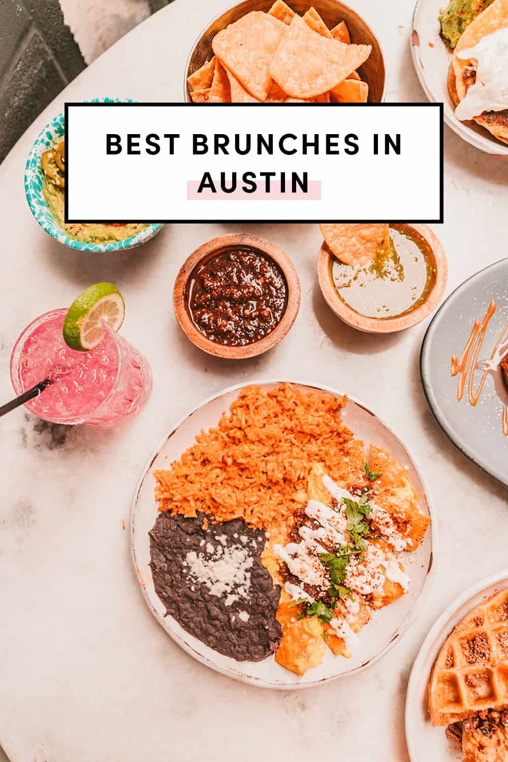 24 Spots With The Best Brunch In Austin Updated 2020 In 2020 Austin Brunch Brunch Restaurants Brunch