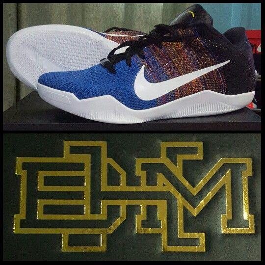 new style 97cd9 80aa6 Nike Kobe 11
