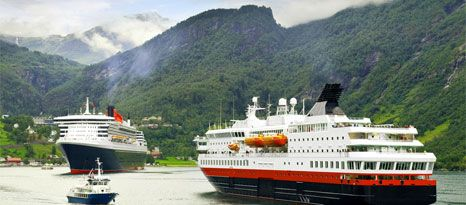 The North Pole Separating Facts From Fantasy Scandinavia Cruise Cruise Destinations Luxury Cruise Ship