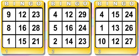 Pin De María Luisa Rodríguez Caride En Lógico Matemática Cartones De Bingo Bingo Cartones De Huevos