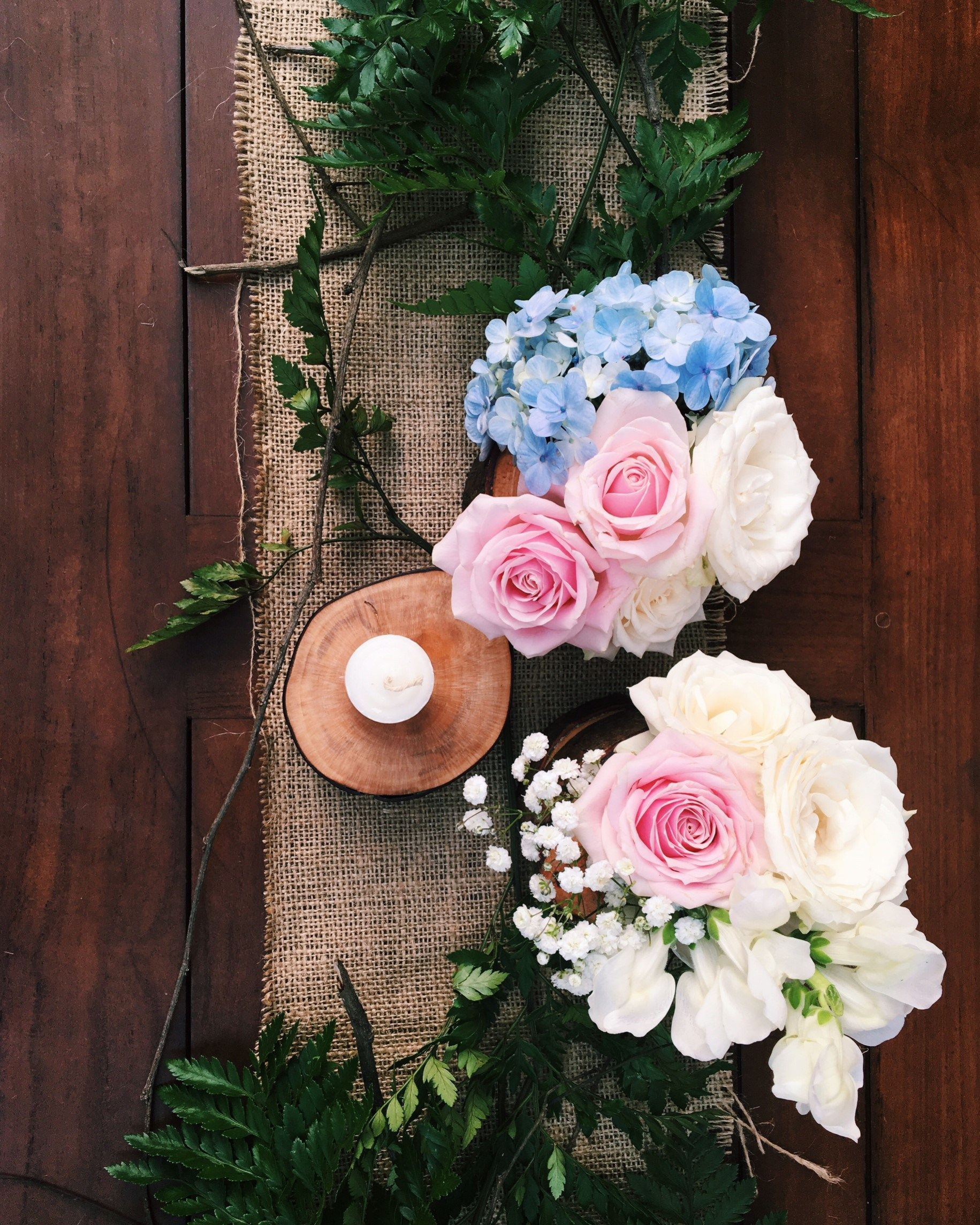 Diy Rustic Decor For My Engagement