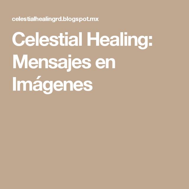 Celestial Healing: Mensajes en Imágenes